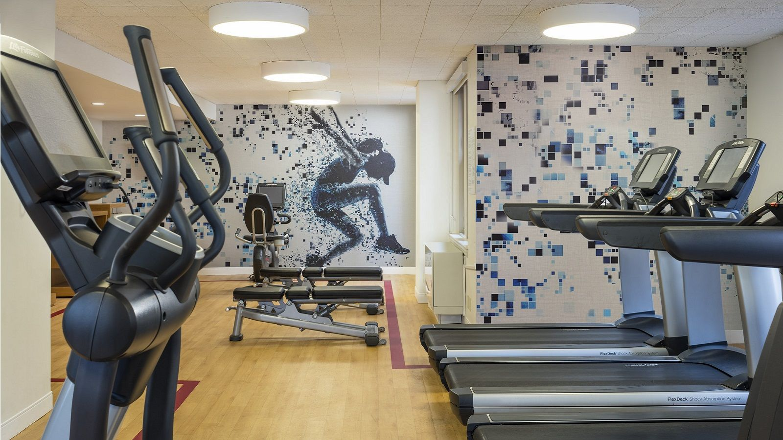Hotel Features - Fitness Center